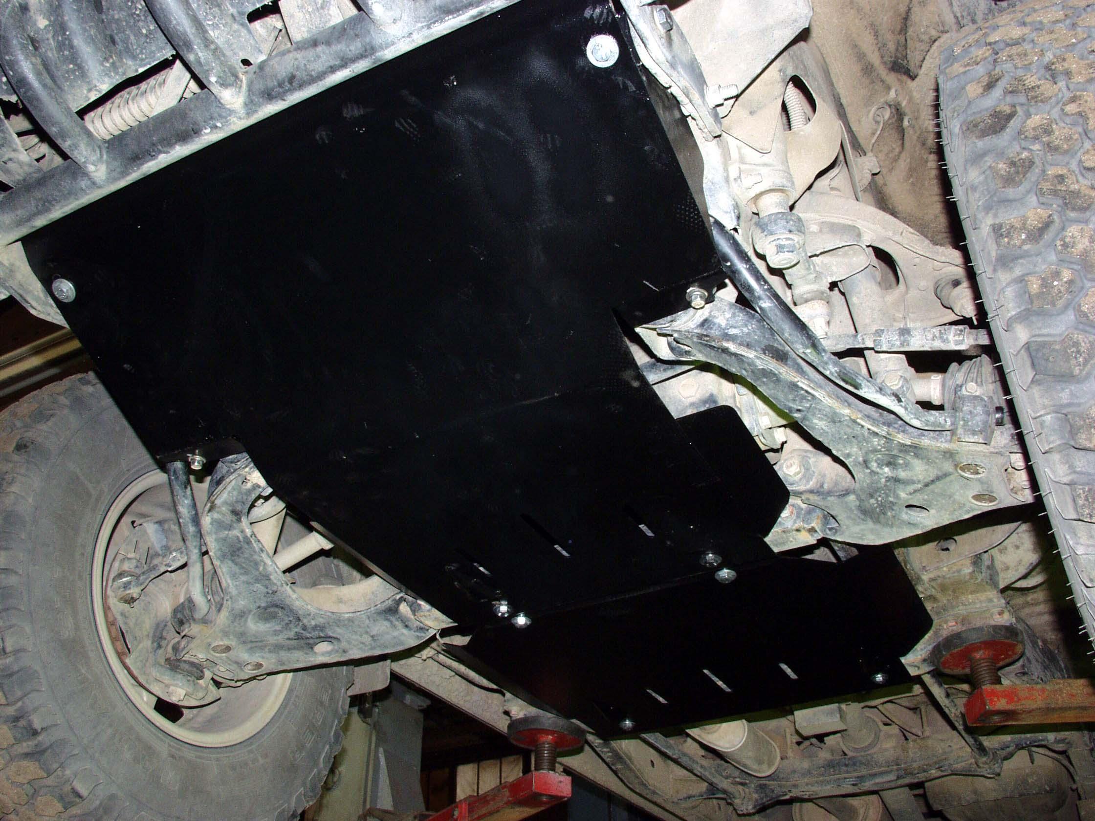 Митсубиси спейс стар защита двигателя своими руками
